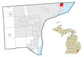 Grosse Pointe Woods, Michigan City in Michigan
