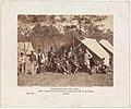 Group at Secret Service Department, Headquarters, Army of the Potomac, Antietam, October 1862 MET DP274809.jpg