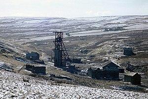 Burnopfield - Durham mine