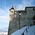 Grueyers Castle. Грюйер, Швейцария - panoramio.jpg