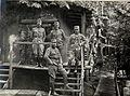 Gruppenbild, Kommando Oberst JANECKA, Cost alta. Aufgenommen im Mai 1916. (BildID 15534056).jpg