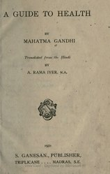 Mahatma Gandhi: A Guide to Health
