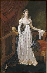 Elisa Bonaparte-Bacciocchi, grande duchesse de Toscane