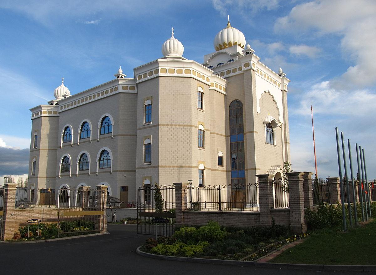 Gurdwara Sahib Leamington and Warwick - Wikipedia