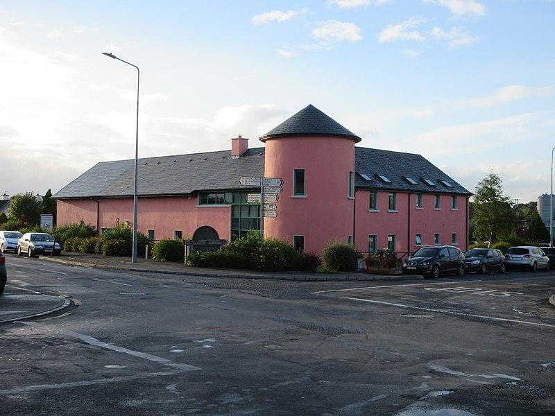 File:Gurteen Cross and Colman Music Centre.jpg