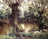 Gustave Caillebotte, 1875 - Banks of the Yerres.jpg