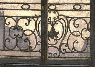 Les raboteurs de parquet - Image: Gustave Caillebotte The Floor Planers Detail of Google Art Project