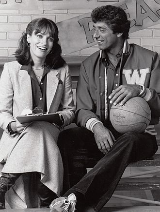 Joe Namath - Gwynne Gilford and Namath on The Waverly Wonders in 1978