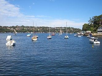 Gymea Bay - Image: Gymea Bay 1