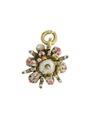 Hängssmycke av guld med emalj och pärla, 1600-tal - Hallwylska museet - 110340.tif