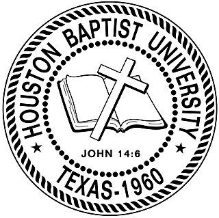 Houston Baptist University building in Texas, United States