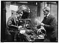 HECOX, C.W. INSTRUCTOR IN MACHINE SHOP, D.C. PUBLIC SCHOOLS. SUPERVISING MFR. OF PRACTICE SHELLS FOR NAVY, AT McKINLEY TRAINING SCHOOL.jpg