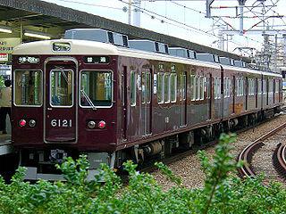 Hankyu 6000 series Japanese train type