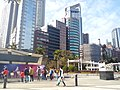 HK 尖東海濱平台 TST East Waterfront Podium 星光花園 Garden of Stars 梅艷芳 Anita Mui sign standing walking Dec 2016 Exhibition Lnv2 05.jpg