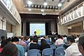 HK 灣仔 Wan Chai 石水渠街 Stone Nullah Lane 聖雅各福群會社區服務中心 St James' Settlement Community Centre Grand Hall talk October 2017 IX1 01.jpg