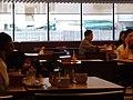 HK 西環 Sai Ying Pun 水街 Water Street 167 Connaught Road West 香港萬怡酒店 Courtyard by Marriott Hong Kong hotel MoMo Cafe restaurant interior June 2019 SSG 03.jpg