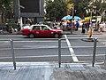 HK CWB Causeway Bay Gloucester Road metal fence October 2020 SS2 01.jpg