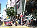 HK CWB Paterson Street n Great George Street Traffic.JPG