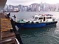 HK TST 尖沙咀 Tsim Sha Tsui 梳士巴利花園 Salisbury Garden public piers 維多利亞港 Victoria Harbour March 2020 SSG 08.jpg