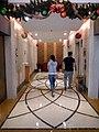 HK TSW 天水圍 Tin Shui Wai 天恩路 Tin Yan Road 嘉湖海逸酒店 Harbour Plaza Resort City hotel interior lift lobby n visitors Dec 2016 Lnv2.jpg