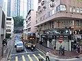 HK tram 7 view 港島東區 Eastern District 西灣河 Sai Wan Ho 筲箕灣道 Shau Kei Wan Road March 2021 SSG 23.jpg