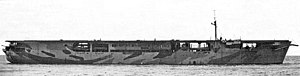 HMS Audacity was the world's first escort carrier