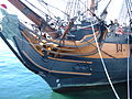HMS Surprise (replica ship) port side 8.JPG