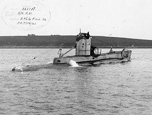 HMS Uproar - Image: HMS Uproar
