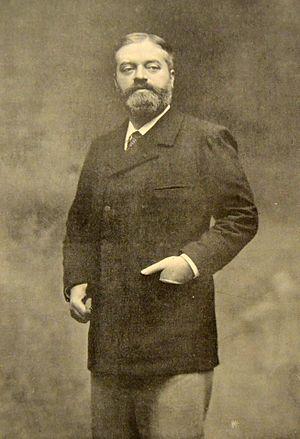 Henri Paul Nénot - Henri Paul Nénot (c.1900)