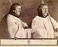 HUA-108665-Portret van twee kanunniken van de Dom Cornelis van Horn en Antonis Taets gekleed als leden van de Utrechtse Jeruzalemsbroederschap.jpg
