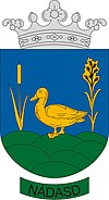 Coat of arms of Nádasd
