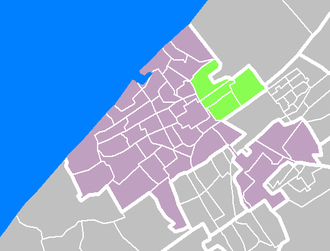 Haagse Hout - Location of Haagse Hout in The Hague.