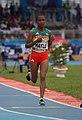 Haftamnesh Tesfay Haylu of Ethiopia at the 2018 African Championships.jpg