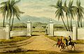 Hakewill, A Picturesque Tour of the Island of Jamaica, Plate 20.jpg