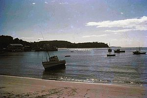 Halfmoon Bay (Stewart Island) - Halfmoon Bay, 1977