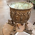 Hann Muenden St. Blasius baptismal font 03.jpg