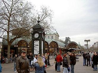 Kröpcke - Kröpcke in 2004