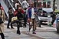 Harajuku - pedestrians on Omotesando 07 (15716216586).jpg