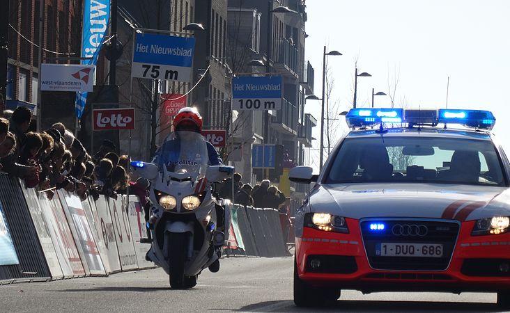 Harelbeke - Driedaagse van West-Vlaanderen, etappe 1, 7 maart 2015, aankomst (A17).JPG