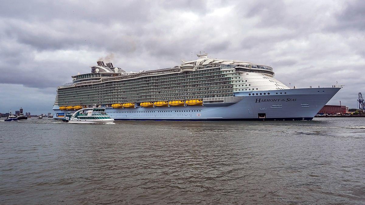 Harmony Of The Seas Wikipedia
