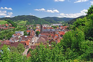 Hausach,  Baden-Württemberg, Germany