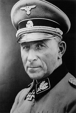 Operation Undertone - SS General Paul Hausser