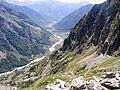Hautes-Alpes Vers Les Lacs de Crupillouse Vue Sur La Vallee Du Drac 082005 - panoramio.jpg