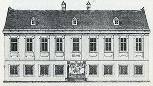 Vienna Museum - Haydn House, around 1840