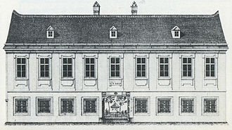 Vienna Museum - Haydn House, around 1840