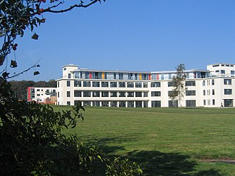 Glamorgan - Sully Hospital, now luxury apartments