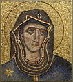 Head of Virgin Mary from Old Saint Peter's Basilica (13th c., Pushkin museum).jpg