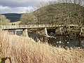 Hearthstane Bridge, River Tweed - geograph.org.uk - 1726585.jpg