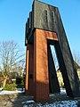Heimfeld, Hamburg, Germany belltower of church st peter.jpg