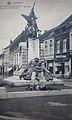 Heldenmonument Zottegem (historische prentbriefkaart) 01.jpg